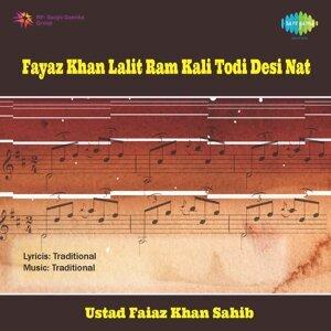 Ustad Faiaz Khan Sahib 歌手頭像
