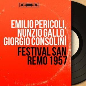 Emilio Pericoli, Nunzio Gallo, Giorgio Consolini 歌手頭像