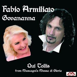 Fabio Armiliato, Giovanna, Gianpaolo Mazzoli 歌手頭像