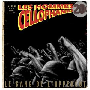 Les hommes cellophanes 歌手頭像