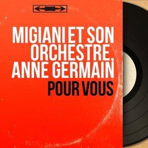 Migiani et son orchestre, Anne Germain 歌手頭像