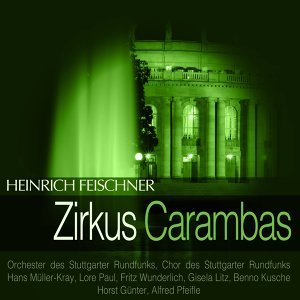 Orchester des Stuttgarter Rundfunks, Chor des Stuttgarter Rundfunks, Hans Müller-Kray 歌手頭像