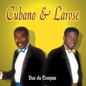 Dieudonné Larose, Cubano 歌手頭像
