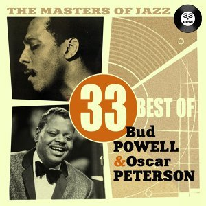 Bud Powell, Oscar Peterson 歌手頭像