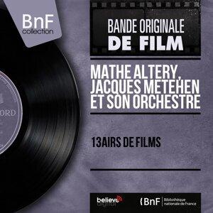 Mathé Altéry, Jacques Metehen et son orchestre 歌手頭像