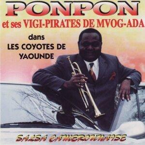 Ponpon, Vigi-Pirates De Mvog-Ada 歌手頭像