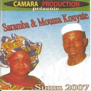 Saramba Kouyaté, Moussa Kouyaté アーティスト写真