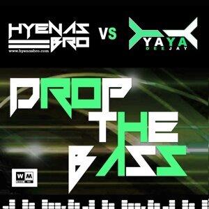 Hyenas Bro, Yaya DJ アーティスト写真
