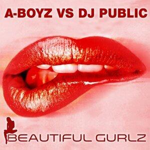 A-Boyz, DJ Public 歌手頭像