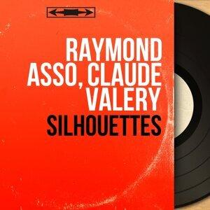 Raymond Asso, Claude Valéry 歌手頭像