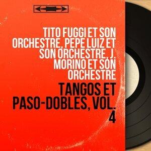 Tito Fuggi et son orchestre, Pepe Luiz et son orchestre, J. Morino et son orchestre アーティスト写真