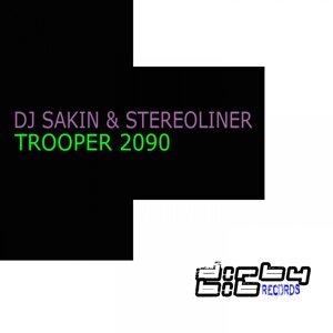 DJ Sakin, Stereoliner 歌手頭像