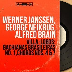 Werner Janssen, George Neikrug, Alfred Brain 歌手頭像