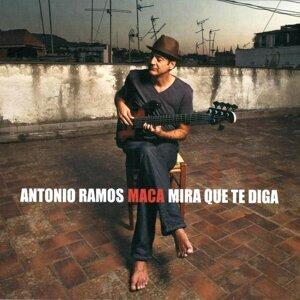 Antonio Ramos 'Maca' アーティスト写真