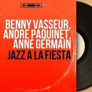Benny Vasseur, André Paquinet, Anne Germain 歌手頭像