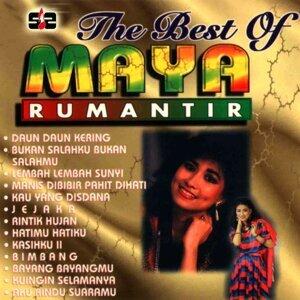 Maya Rumantir アーティスト写真