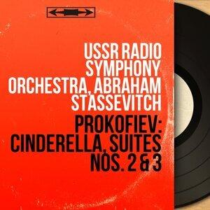 Ussr Radio Symphony Orchestra, Abraham Stassevitch 歌手頭像