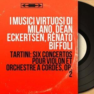 I Musici Virtuosi di Milano, Dean Eckertsen, Renato Biffoli アーティスト写真