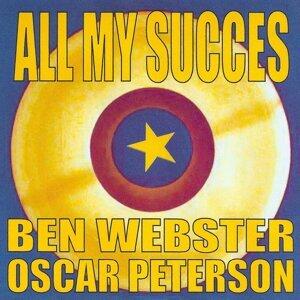 Ben Webster, Oscar Peterson アーティスト写真