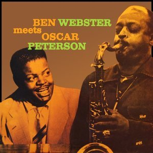 Ben Webster, Oscar Peterson アーティスト写真