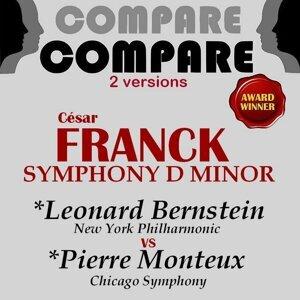 Pierre Monteux, Leonard Bernstein 歌手頭像