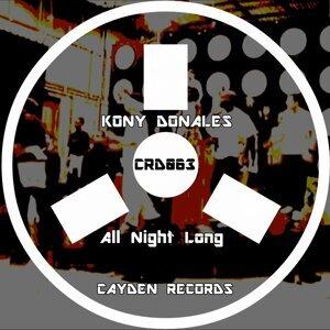 Kony Donales 歌手頭像