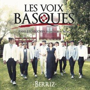 Les Voix Basques アーティスト写真