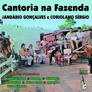 Coriolano Sérgio, Januário Gonçalves アーティスト写真