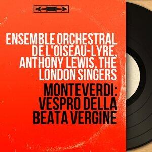 Ensemble orchestral de l'Oiseau-lyre, Anthony Lewis, The London Singers アーティスト写真