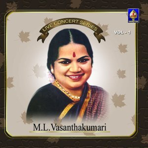 M. L. Vasanthakumari 歌手頭像