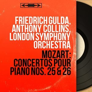 Friedrich Gulda, Anthony Collins, London Symphony Orchestra 歌手頭像