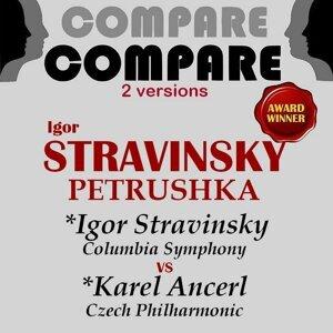Igor Stravinsky, Karel Ancerl アーティスト写真