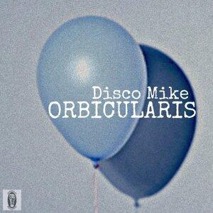 Disco Mike アーティスト写真