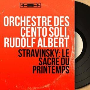 Orchestre des Cento Soli, Rudolf Albert アーティスト写真