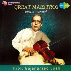 Prof. Gajananrao Joshi 歌手頭像