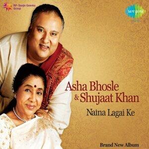 Asha Bhosle, Shujaat Khan