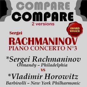 Sergei Rachmaninoff, Vladimir Horowitz 歌手頭像