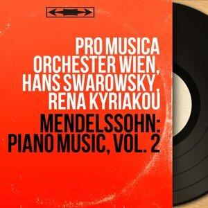 Pro Musica Orchester Wien, Hans Swarowsky, Rena Kyriakou アーティスト写真