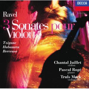 Chantal Juillet,Pascal Rogé,Truls Mörk 歌手頭像