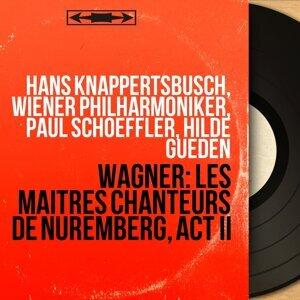 Hans Knappertsbusch, Wiener Philharmoniker, Paul Schoeffler, Hilde Gueden アーティスト写真