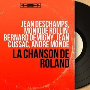Jean Deschamps, Monique Rollin, Bernard Demigny, Jean Cussac, André Mondé 歌手頭像