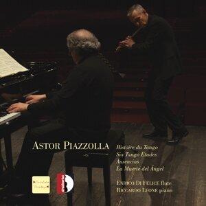 Enrico Di Felice, Riccardo Leone 歌手頭像