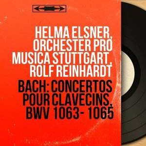 Helma Elsner, Orchester Pro Musica Stuttgart, Rolf Reinhardt 歌手頭像