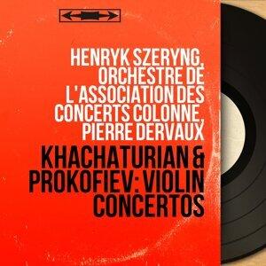 Henryk Szeryng, Orchestre de l'Association des Concerts Colonne, Pierre Dervaux 歌手頭像