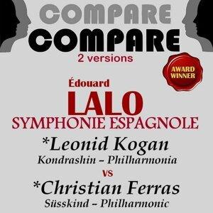 Leonid Kogan, Christian Ferras 歌手頭像