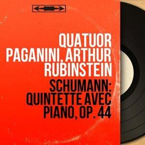 Quatuor Paganini, Arthur Rubinstein アーティスト写真