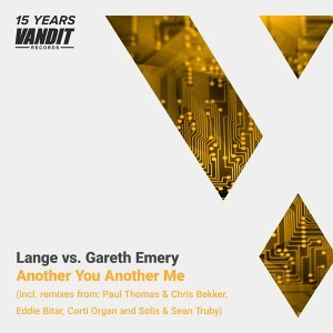 Lange, Gareth Emery 歌手頭像