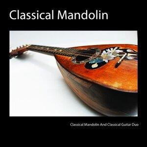 Classical Mandolin and Classical Guitar Duo アーティスト写真