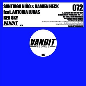 Santiago Nino, Damien Heck 歌手頭像