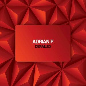 Adrian P アーティスト写真